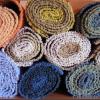 Poppanaliinat, runsaasti eri värejä